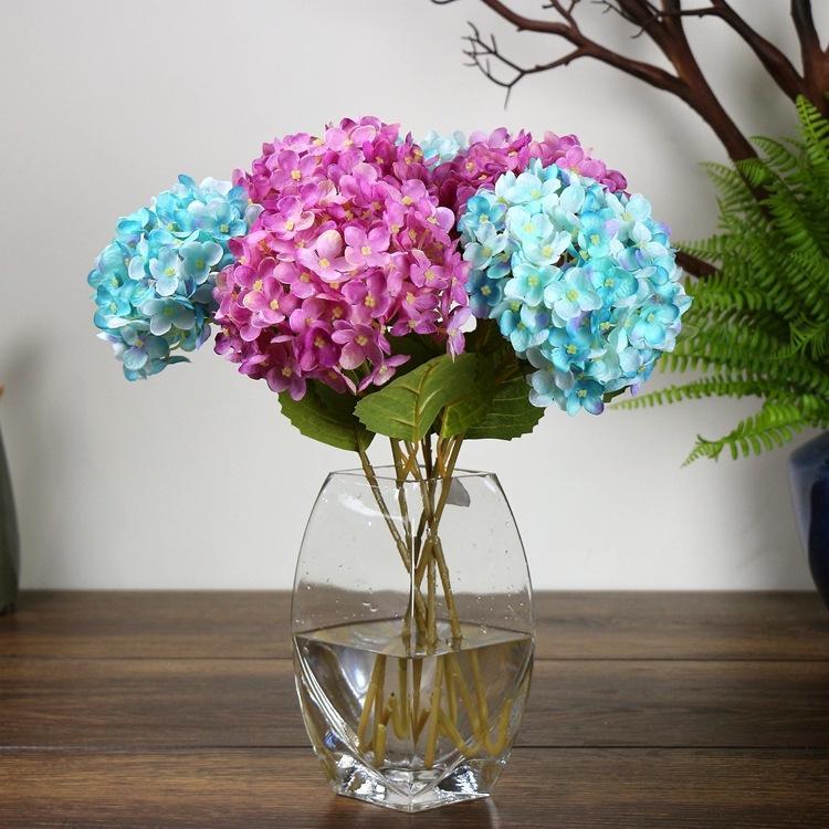 Hoa cẩm tú cầu là biểu tượng của sự đong đầy, hạnh phúc