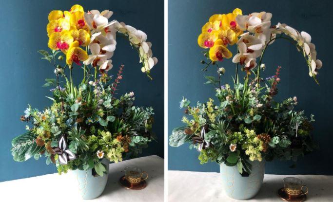 Nên tham khảo và sử dụng những loại hoa có ý nghĩa tốt đẹp về phong thuỷ