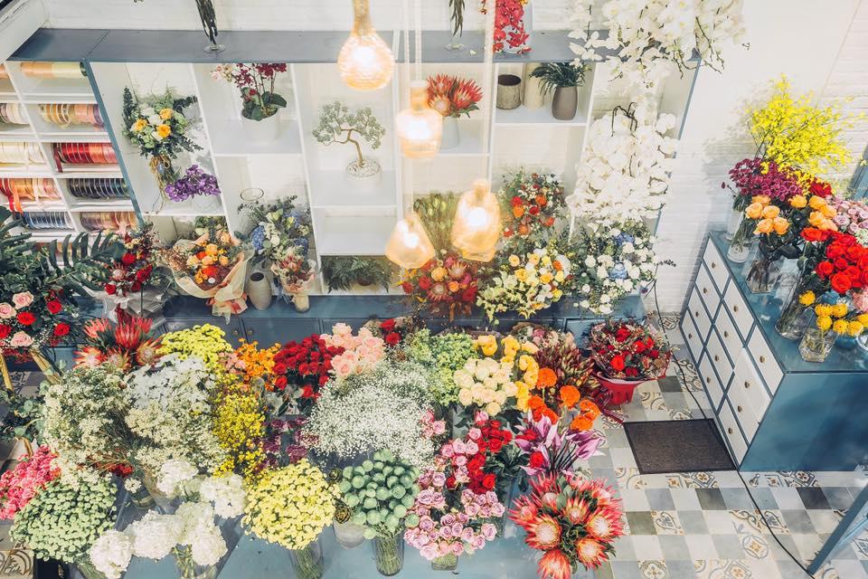 Sự ra đời của các cửa hàng hoa hiện nay ngày càng đa dạng, hướng đến đáp ứng nhu cầu thị trường tốt hơn