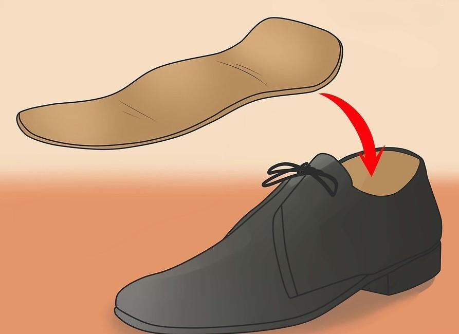 Giày nam bị rộng phải làm sao?