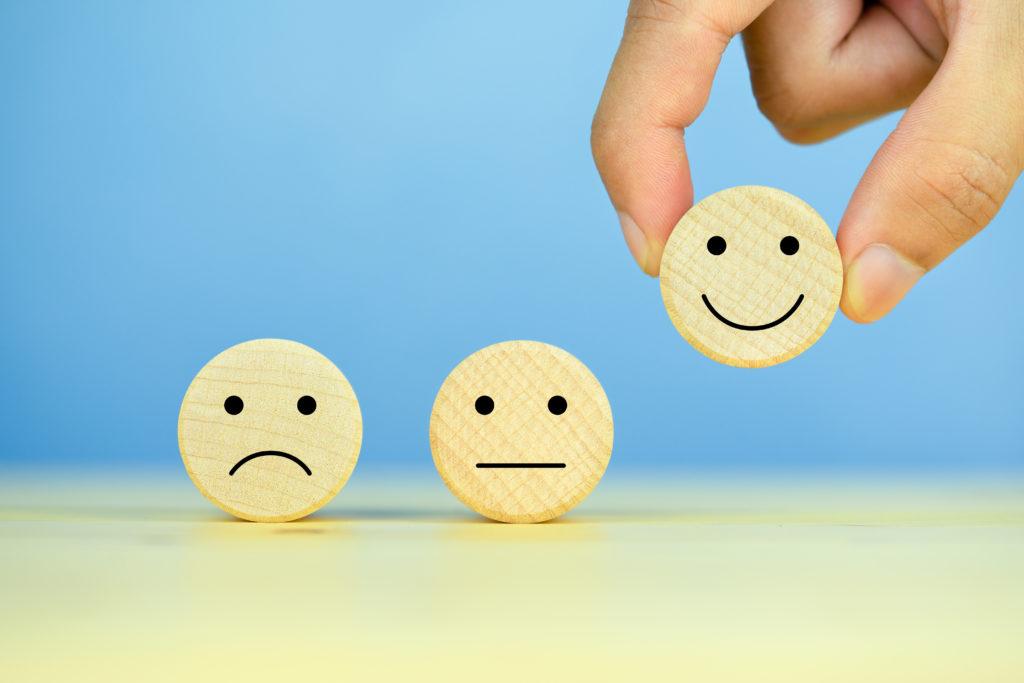 Suy nghĩ về những điều tích cực giúp bạn giải quyết khá nhiều cho câu hỏi làm sao để bớt căng thẳng