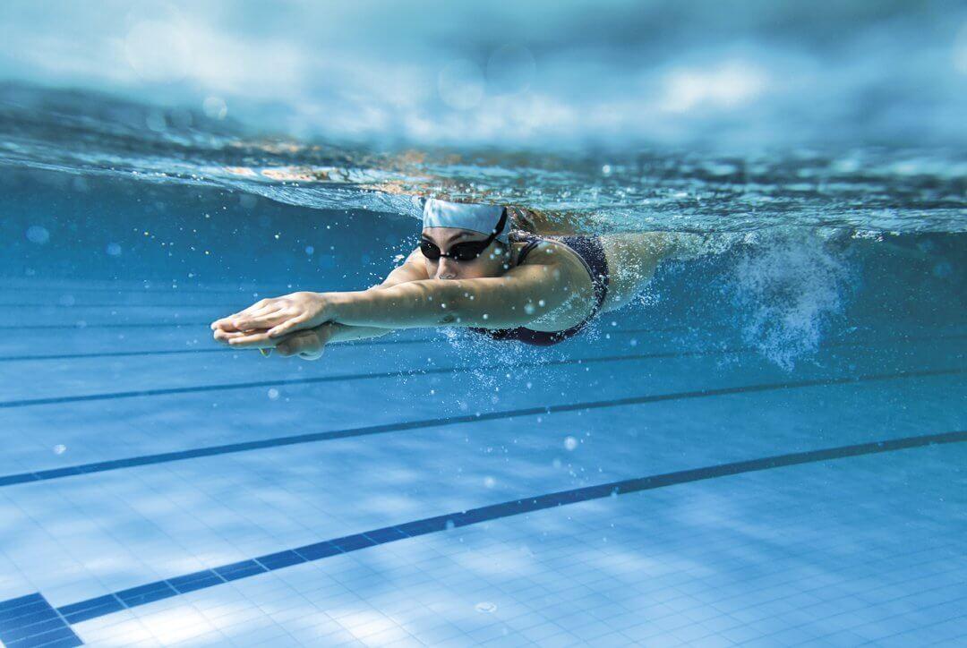 Bơi lội là lời giải đáp cho vấn đề làm sao để cao