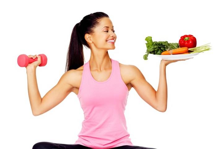 Xây dựng chế độ ăn uống, luyện tập lành mạnh hằng ngày