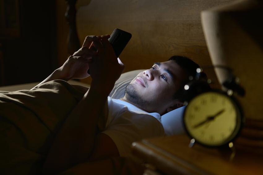 Làm sao để ngủ ngon giấc vào ban đêm