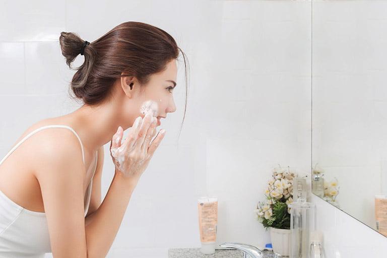Đừng quên chăm sóc da và giải quyết các vấn đề về da