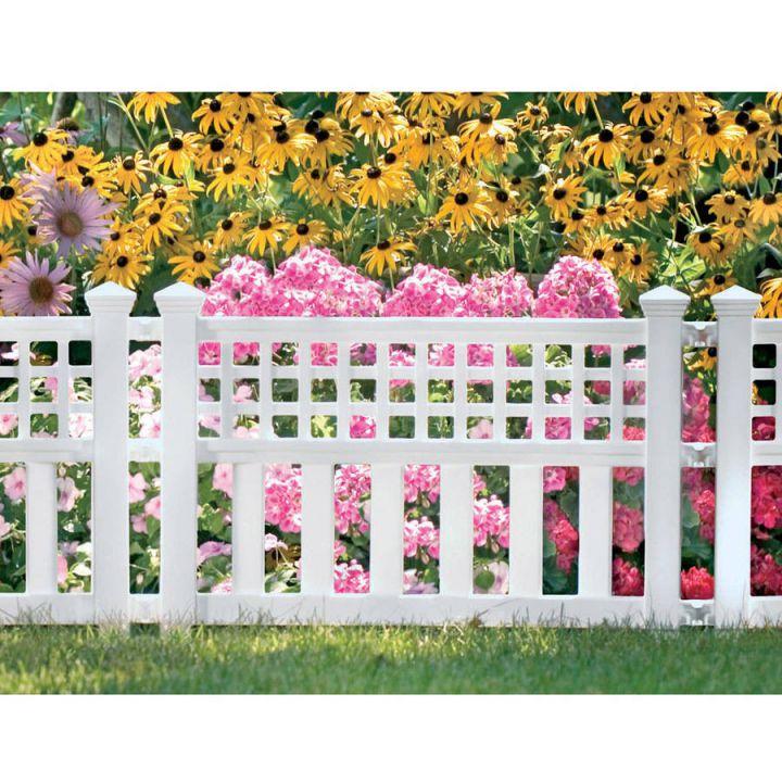 Mua hàng rào nhựa trang trí đang là lựa chọn được nhiều người cân nhắc