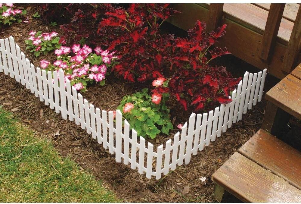 Mua hàng rào nhựa trang trí đặc trưng với chất liệu đặc trưng với tính bền bỉ, an toàn