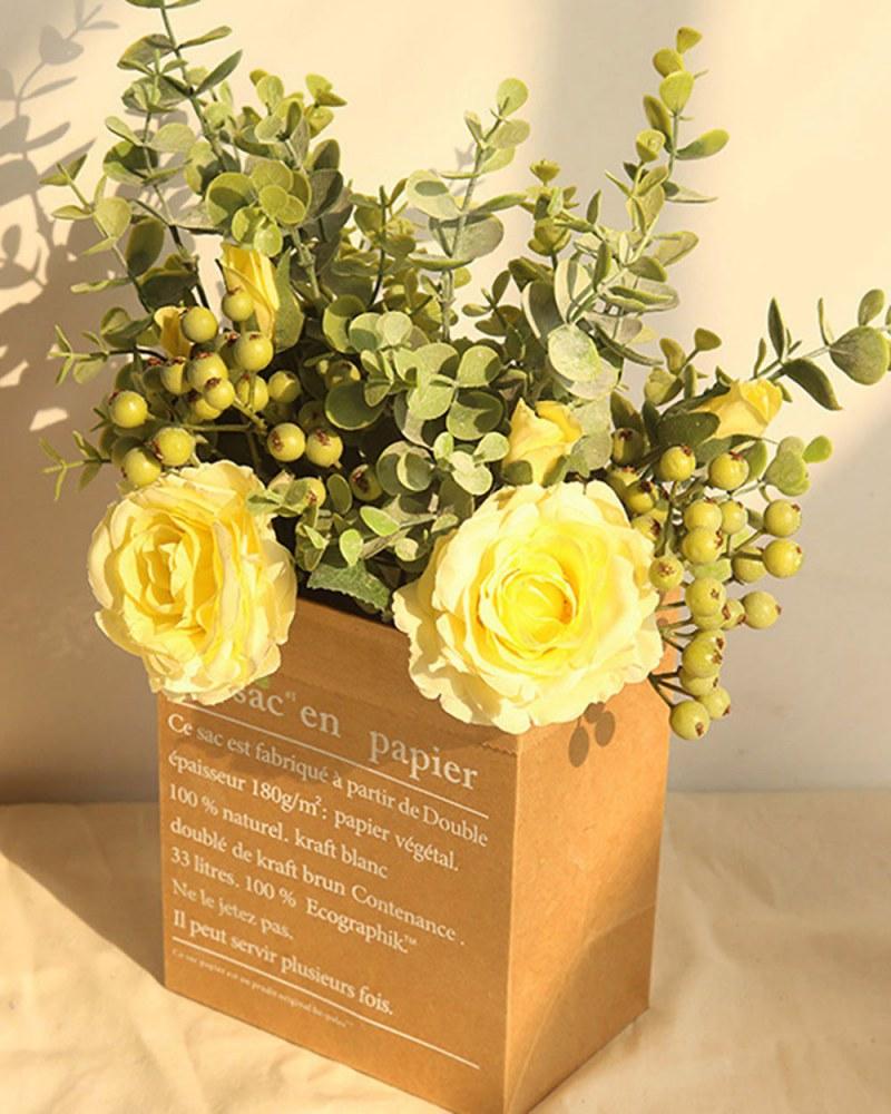 Ý nghĩa của hoa hồng vàng tượng trưng cho sự hàn gắn mối quan hệ
