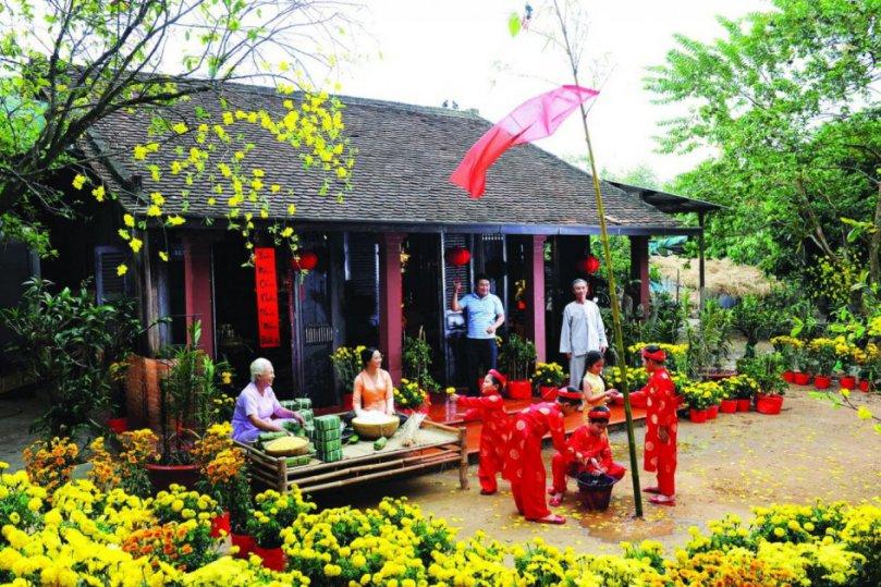 Ý nghĩa hoa mai gắn liền với ngày tết cổ truyền tại Miền Nam Việt Nam