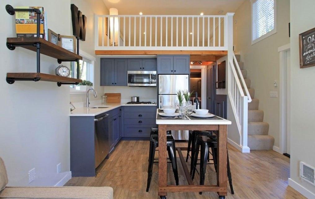 Phải tiết chế nội thất, đồ trang trí tối ưu trong cách trang trí nội thất nhà nhỏ