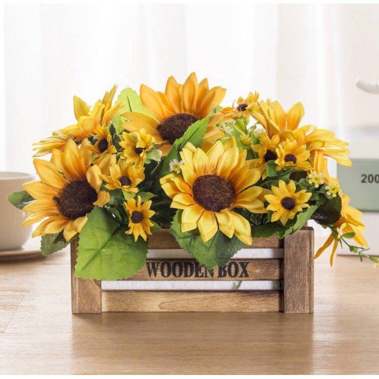 Kết hợp những loài hoa hài hoà giúp mang lại cái nhìn thiện cảm hơn