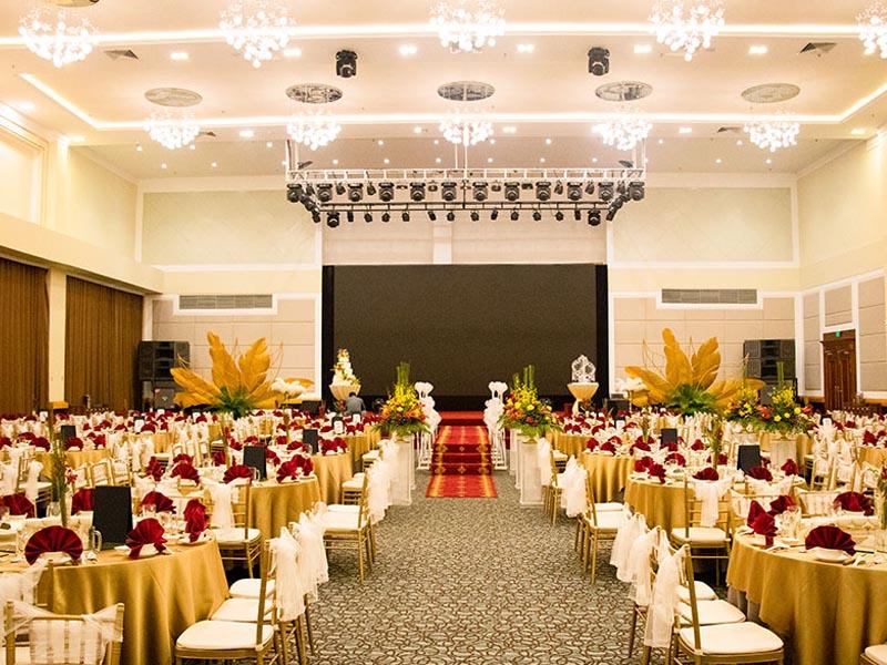 Tổ chức sự kiện đám cưới tại Đà Lạt – Ladalat Hotel