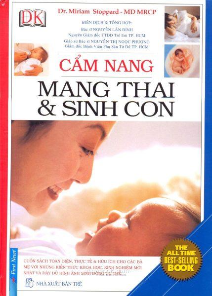 Top 5 tựa sách bà bầu nên đọc khi mang thai con đầu lòng