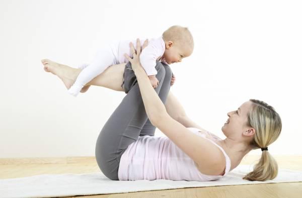 thể dục cho trẻ
