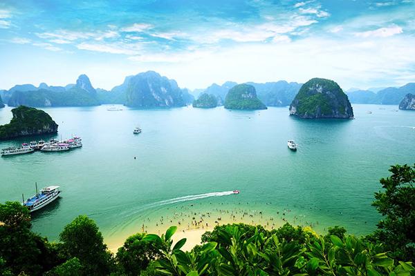 Cùng người yêu ngất ngây trước vẻ đẹp của điểm du lịch biển trong dịp lễ giỗ tổ Hùng Vương