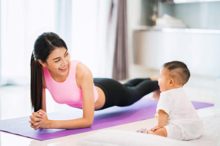 5 cách giảm cân sau sinh mà vẫn nhiều sữa, 5 cach giam can sau sinh ma van nhieu sua