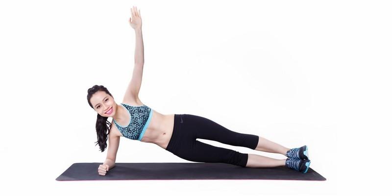 5 Cách tập thể dục giảm mỡ bụng sau sinh tại nhà, 5 cach tap the duc giam mo bung sau sinh tai nha