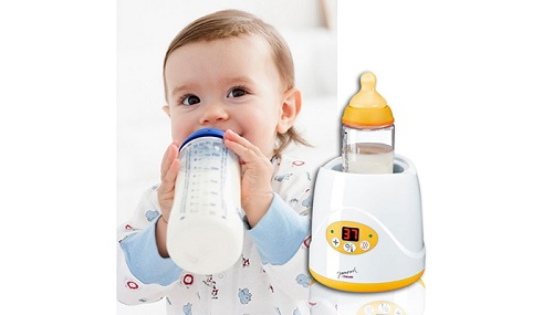 Hướng dẫn 5 bước sử dụng máy hâm bình sữa an toàn nhất