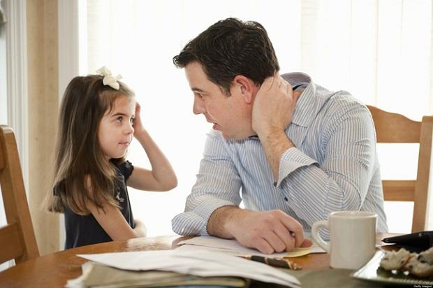 Nuôi dạy con – đặt mình vào vị trí con trẻ