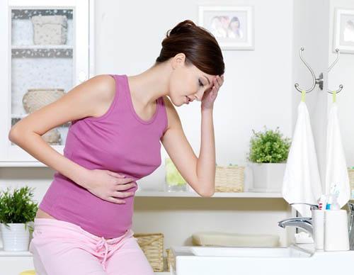 dấu hiệu mang thai sau rụng trứng-2