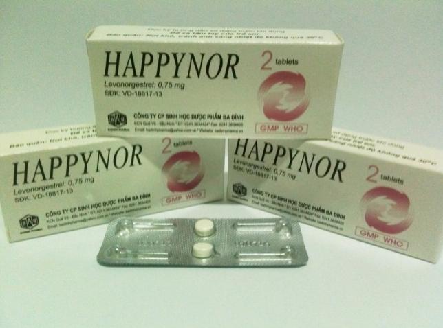 thuốc tránh thai an toàn