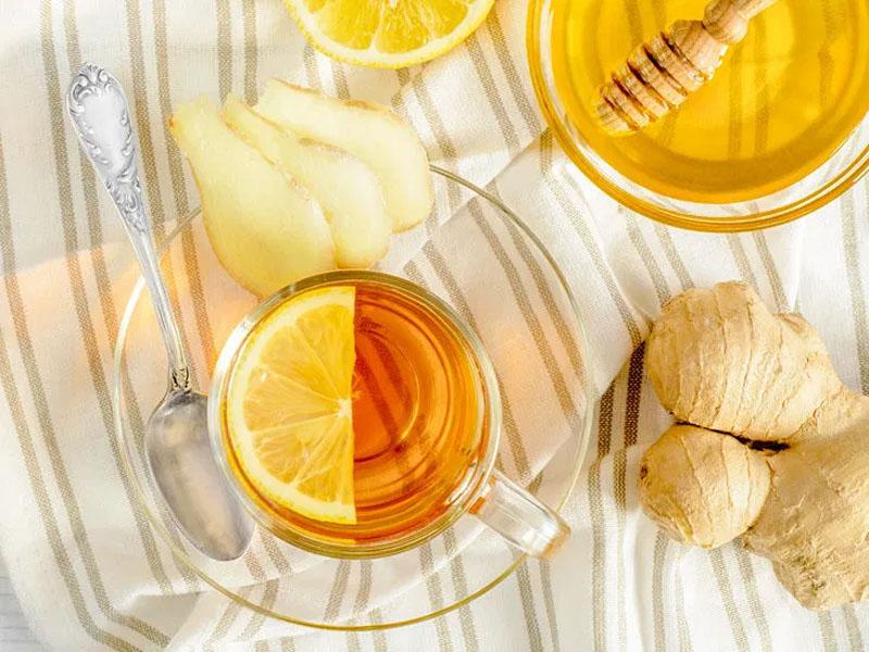 Bạn đang thắc mắc làm cách nào để hết nghẹt mũi thì uống trà gừng hẳn là giải pháp cực đáng thử nghiệm