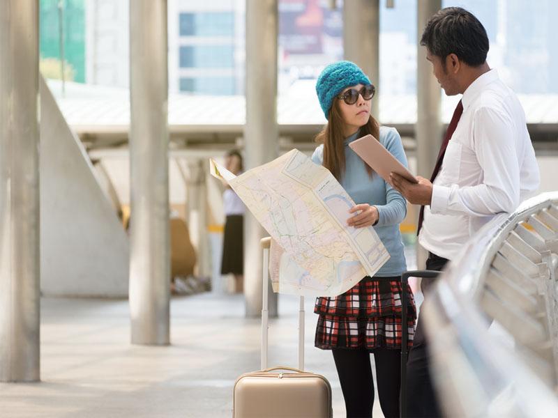 Chuyến đi sẽ thêm nhiều kỉ niệm và thuận tiện hơn trong việc trao đổi với mọi người xung quanh nếu bạn biết về ngoại ngữ