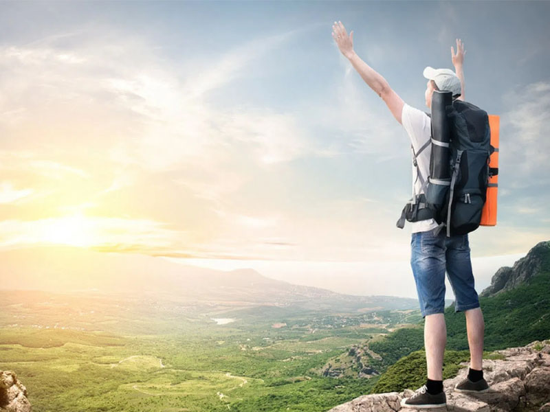 Rèn luyện kỹ năng sống cũng là vấn đề đáng quan tâm đối với câu hỏi làm sao để đi du lịch vòng quanh thế giới