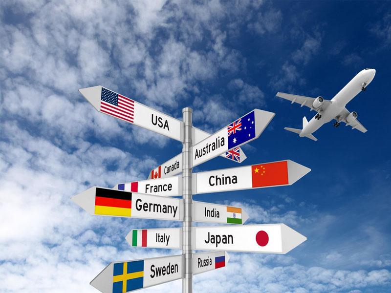 Làm sao để du lịch vòng quanh thế giới?