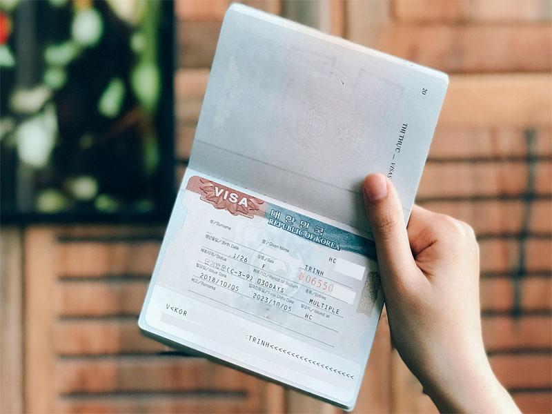 Làm thế nào để xin visa đi Hàn Quốc?
