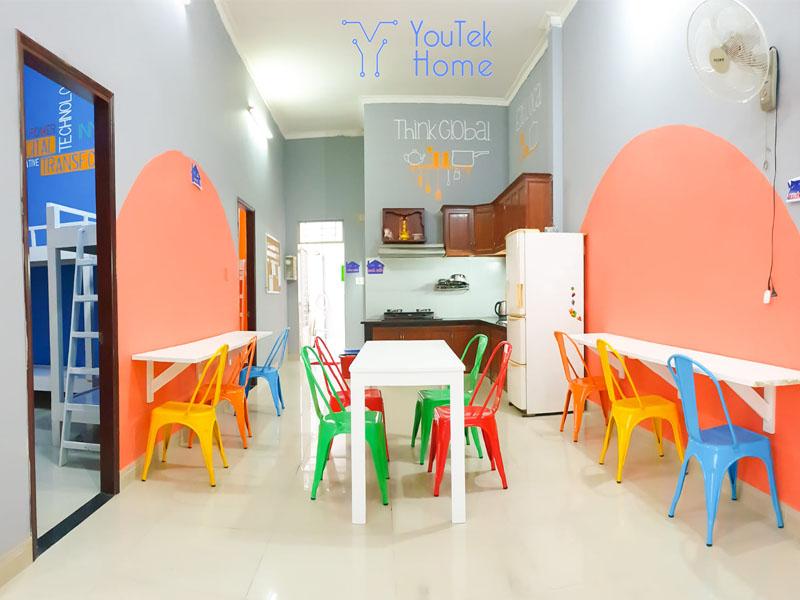 Review ngôi nhà chung Youtek Home siêu an ninh với đủ mọi tiện nghi cần thiết